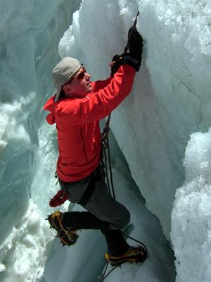 Eisausbildung Bergführer Zermatt