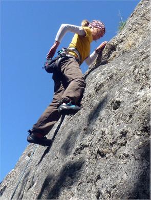 Felsklettern Bergführer Kletterführer Zermatt