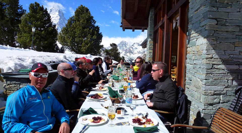 Events-Incentive-Mountain Guide Zermatt