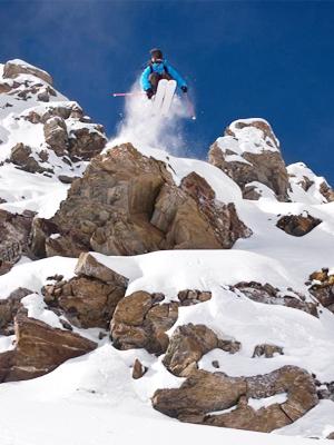Extremskifahren-Skiführer Bergführer Zermatt