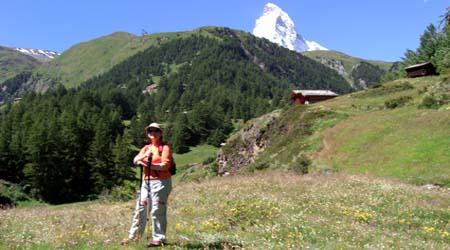 Mountain Guide - Ski Instructor Zermatt Switzerland
