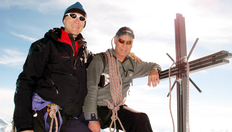Mountaineering-Mountain Guide Zermatt
