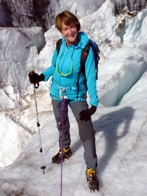 Gletscherwanderung-Wanderführer Bergführer Zermatt