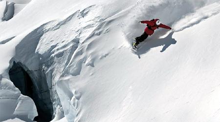 Snowboard - Snowboardlehrer Zermatt