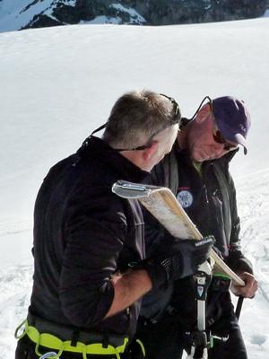 Einführung Skitouren-Bergführer Skiführer Zermatt
