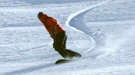 Snowboard-Snowboardlehrer Zermatt