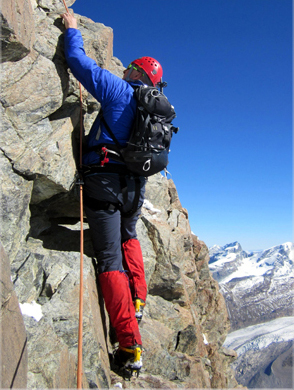 Monte Rosa Intensive-Mountain Guide Zermatt