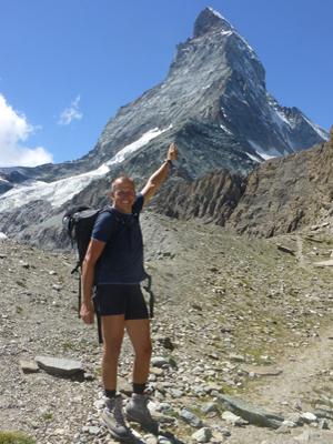 Matterhorn-Mountain Guide Zermatt