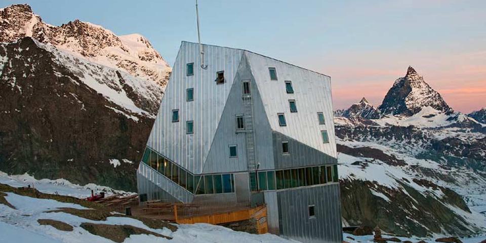 Monte Rosa Hut-Mountain Guide-Hiking Guide Zermatt