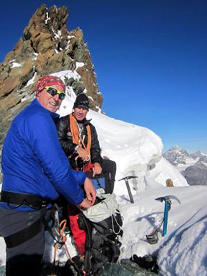 Castor Pollux Breithorn within 2 Days-Mountain Guide Zermatt