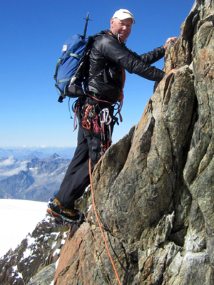 Monte Rosa Demanding-Mountain Guide Zermatt
