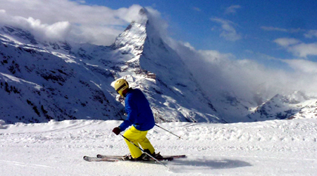 Mountain Guide - Ski Instructor Zermatt Switzerland